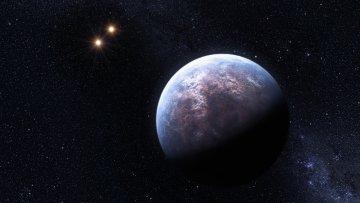 Космічний апарат зафіксував нову екзопланету: як очне яблуко