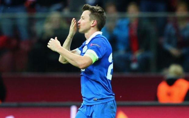 Відомий український футболіст офіційно перебрався в Чехію