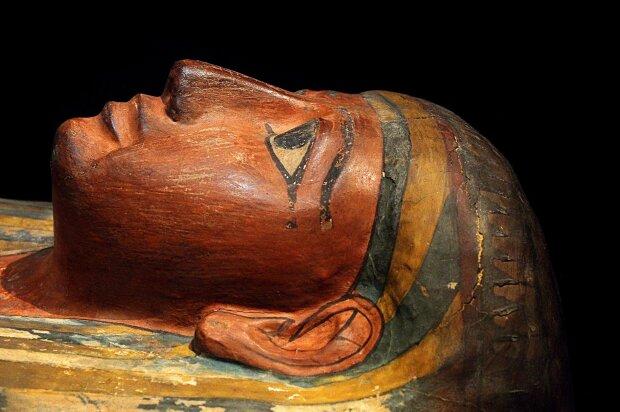 Саркофаг, фото Pxhere
