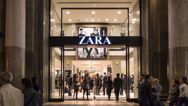 """Мережа """"Zara"""" змінила образ: новий логотип їдко висміяли в мережі"""