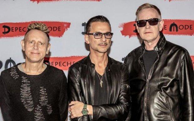Depeche Mode переспівали легендарний хіт Девіда Боуї