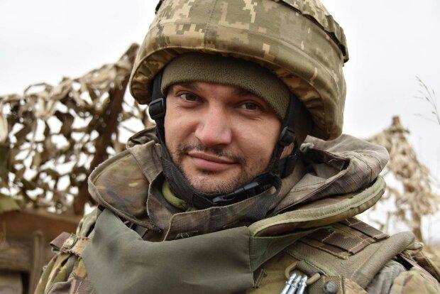 """Украинский пулеметчик показал разбомбленный Донбасс и обратился к землякам: """"Огонь закаляет души"""""""