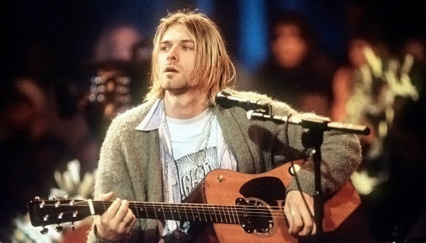 Останнє, що залишив Кобейн на землі: головну гордість Nirvana пустять з молотка