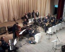 оркестр ВПС США, гастролі в Україні