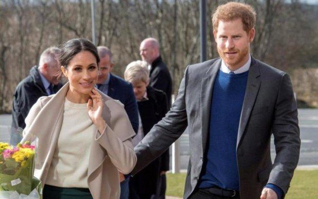 Принц Гаррі і Меган Маркл порушать весільні традиції