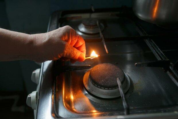 Днепрян на две недели оставят без газа: кому придется готовить на костре