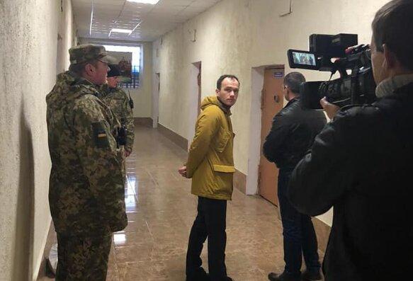 Денис Малюська, фото: Facebook