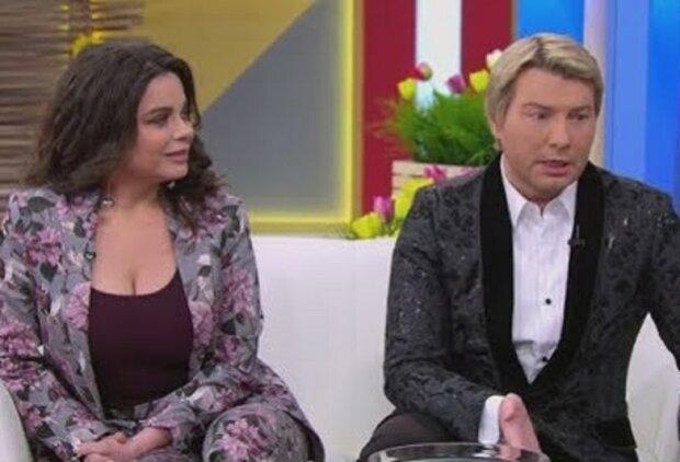Наташа Корольова і МИкола Басков, фото YouTube