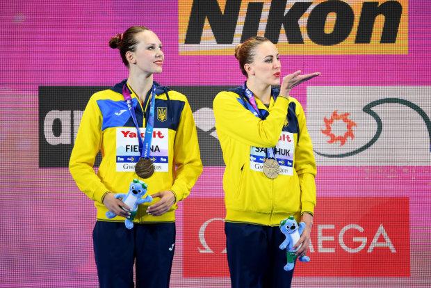 Анастасия Савчук и Марта Федина, Getty Images
