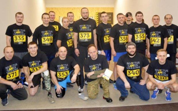Дебют на Іграх нескорених: українських воїнів зустріли оваціями