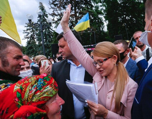 Юлия Тимошенко, фото с Instagram