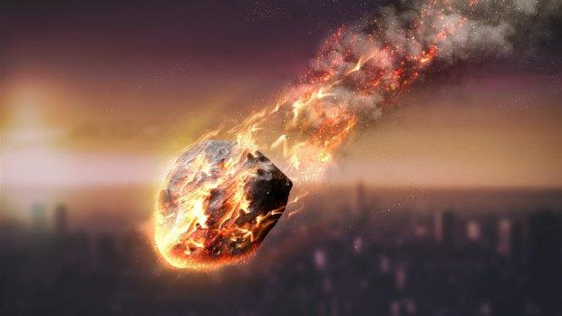 В Украине упал метеорит, разрушительные последствия шокировали всю страну