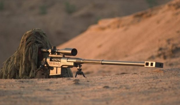 На українських бійців полювали снайпери