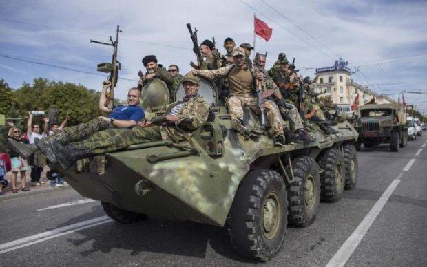 Пьяный российский наемник сбил мирного жителя