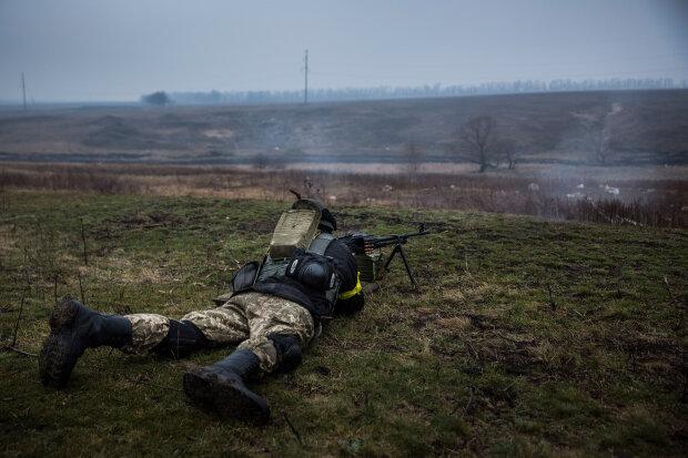 украинские военные, фото: gettyimages