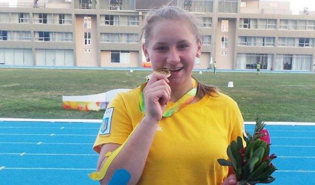 Украинка завоевала в Тбилиси золотую медаль при 40-градусной жаре