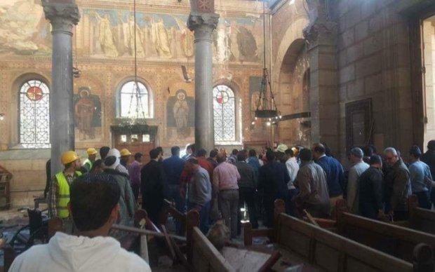 В Єгипті прогримів вибух у церкві: десятки жертв і поранених