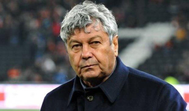 """Тренер """"Шахтера"""" Луческу сочувствует игрокам """"Фенербахче"""""""