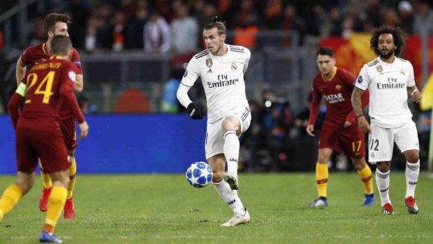 Лига чемпионов: Реал победил в Риме и исправился за позор в Ла Лиге