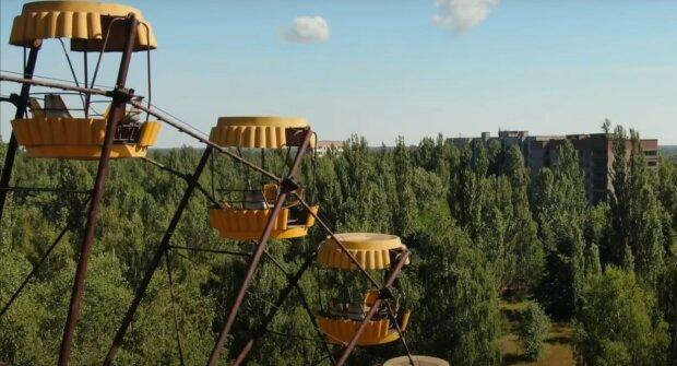 Чорнобиль, скріншот з відео