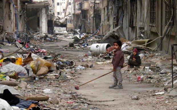 Інакше не вміють: як росіяни знищують Сирію і Донбас, красномовні кадри