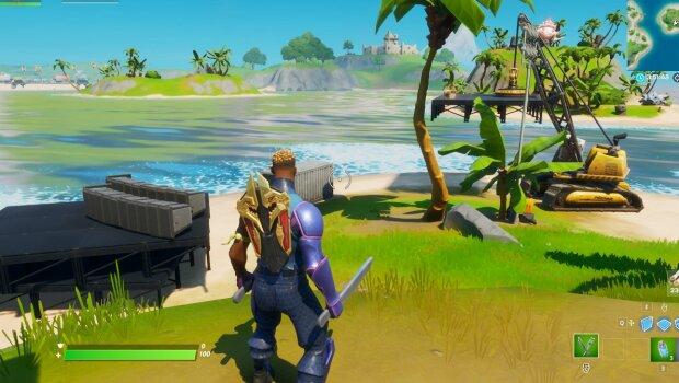 Fortnite \\ скріншот гри