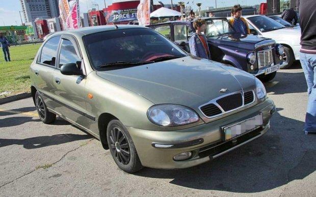 Определены самые популярные автомобили в Украине с начала века