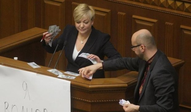 Знахабніла в корінь: депутати кляузничатимуть Порошенку на Гонтареву