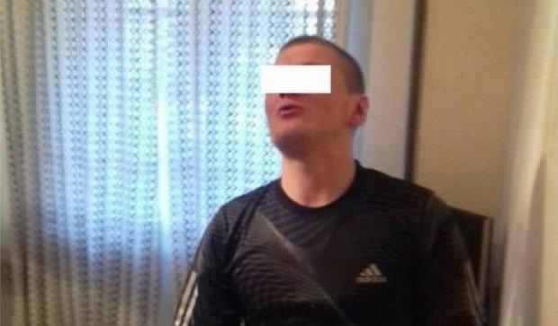 Злодія-невдаху затримали в пограбованій квартирі