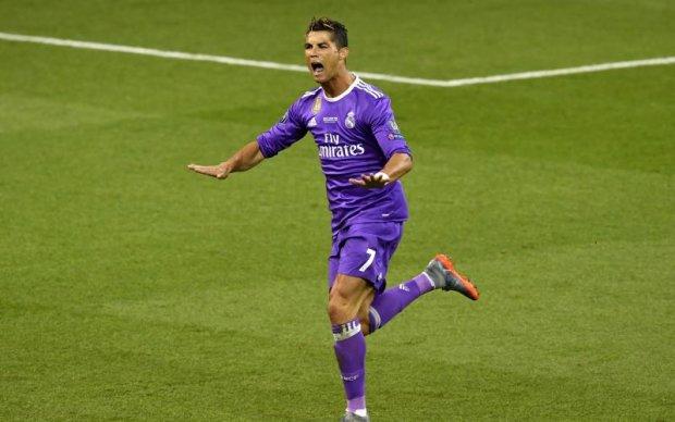 Роналду стал автором 500-го гола Реала в Лиге чемпионов