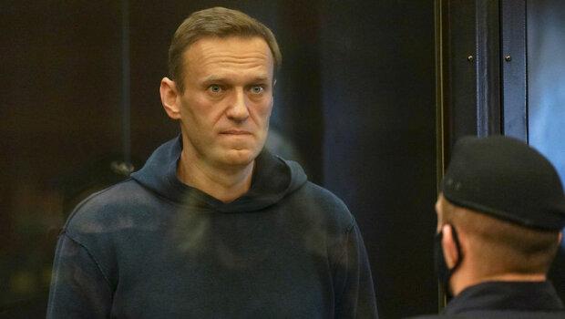 Навальний в суді, фото з вільних джерел
