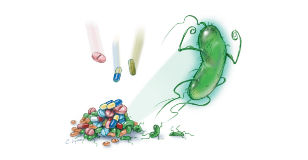 Бойтесь, микробы: врачи предложили лечить инфекции без антибиотиков