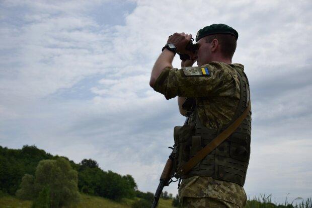 Пограничник, фото: ГПС Украины