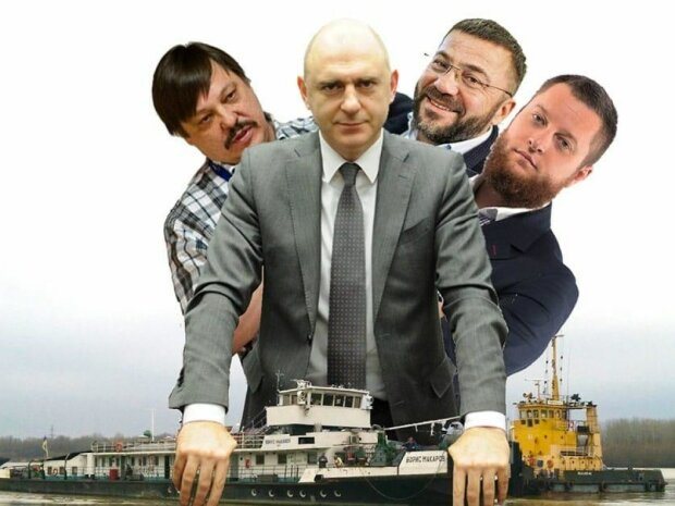 "Битва за Дунай: кто ""заказал"" Украинское Дунайское пароходство?"