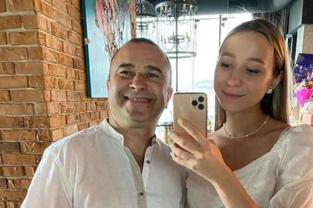 Катя Репяхова і Віктор Павлік / фото: instagram