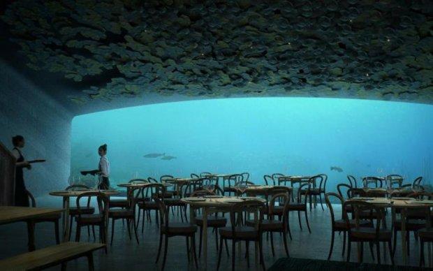 Дожились: европейцев будут кормить под водой