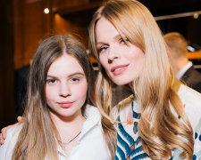 Фреймут с дочерью Златой