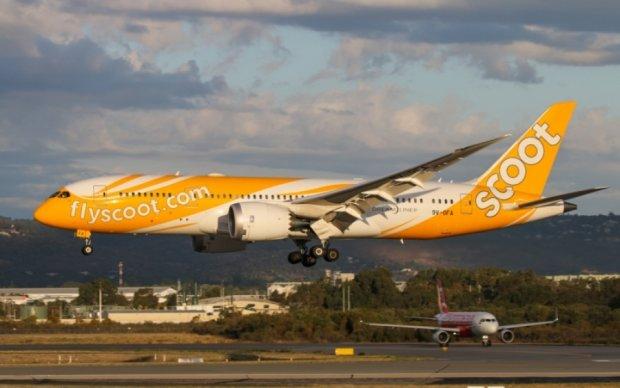 В Сингапуре не разминулись два пассажирских самолета