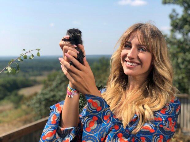 Леся Нікітюк, Marie Claire