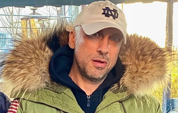 Дмитро Нагієв, фото з Instagram