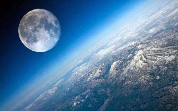 NASA показало раритетный снимок из космоса