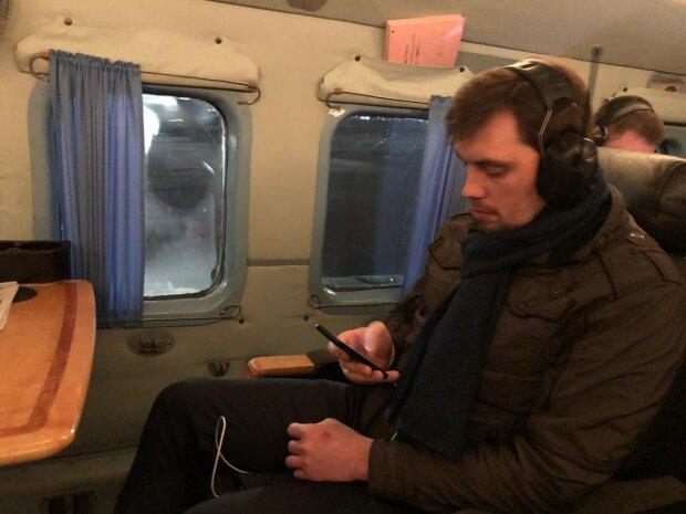 """Гончарук срочно прилетел в Санжары, украинцы в недоумении: """"Й**нулись там совсем?"""""""