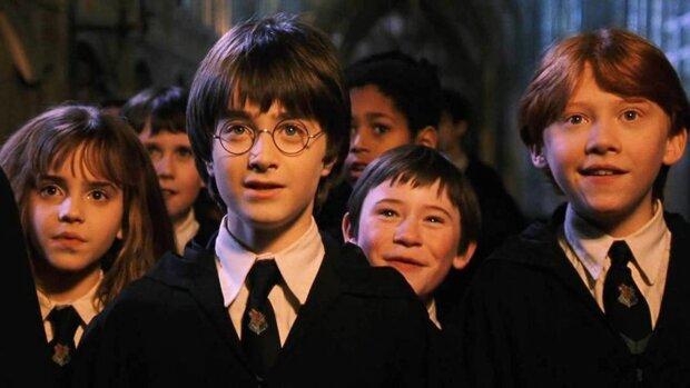 Гарри Поттер, кадр из фильма