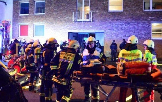 Мощный взрыв всполошил центр Кельна: есть пострадавшие