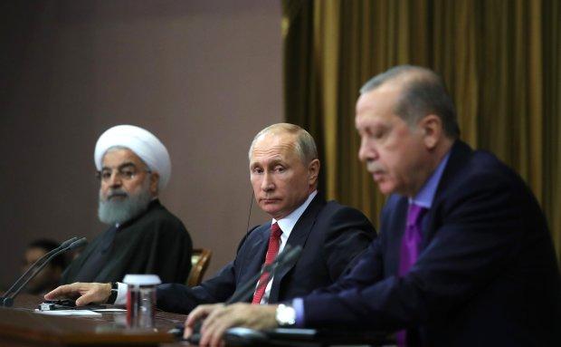 Путін та Ердоган