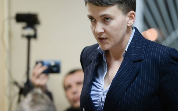 Савченко перешла на русский ради Гордона и ошеломила заявлением: да, хотела