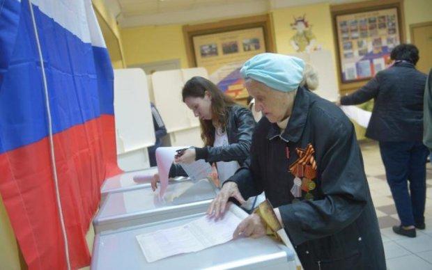 Парализованные и собаки: кто отдал голоса за Путина