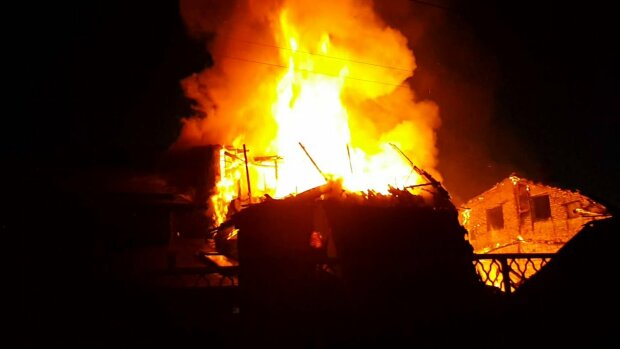 Пожар в Киеве закончился жутким побоищем: озверевший хозяин встретил спасателей пулями