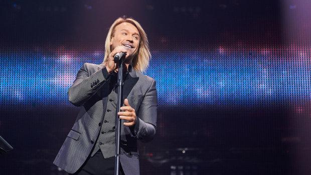 Олега Винника признали лучшим певцом Украины: реакция звезды - бесценна