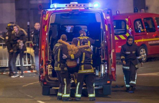 Від смертельного вибуху в Парижі постраждав українець